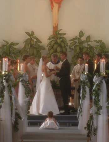 Visions Unlimited Wedding Photos